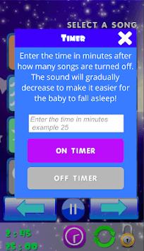 Baby sleep sounds: white noise, nature pc screenshot 1