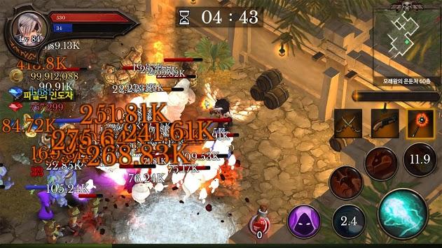 Dungeon Chronicle PC screenshot 1