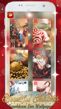 Beautiful Christmas Countdown Live Wallpaper For Pc Windows Or Mac For Free