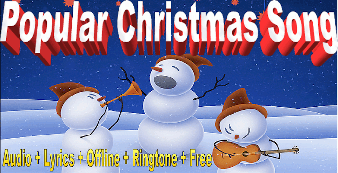 Popular Christmas Songs pc screenshot 1