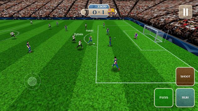 ⚽️🏆 CHAMPIONS LEAGUE REAL FOOTBALL pc screenshot 1