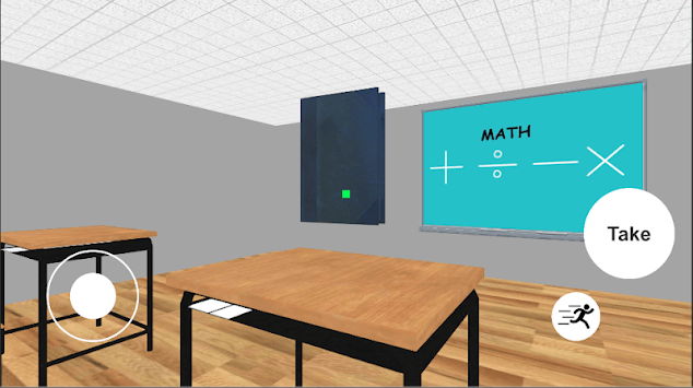 Mad Math Teacher - Solve Math & School Adventure pc screenshot 1