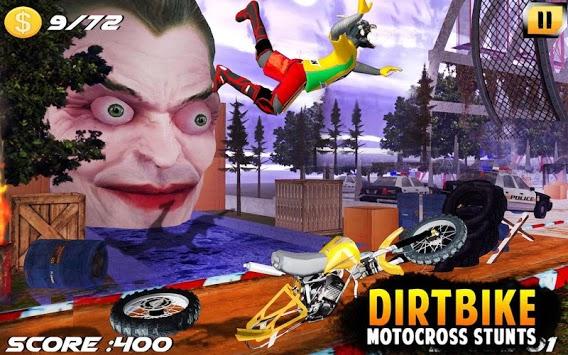Dirt Bike Race Free - Flip Motorcycle Racing Games pc screenshot 2
