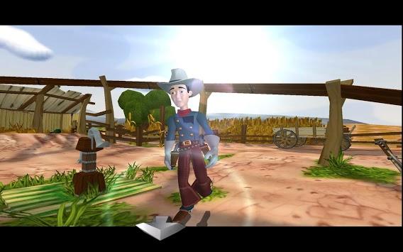 Fenimore Fillmore: The Westerner pc screenshot 1