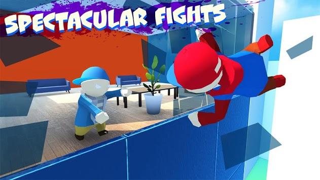 Human Gangs - Floppy Fight Falls pc screenshot 1