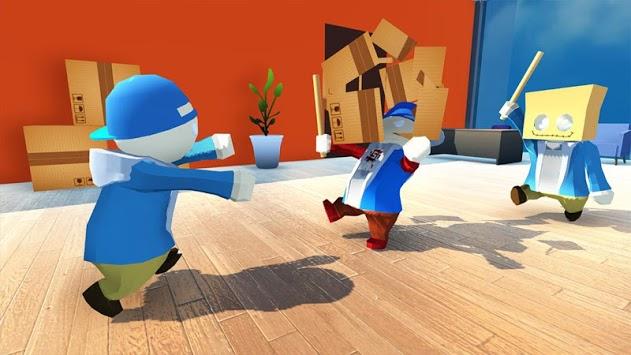 Human Gangs - Floppy Fight Falls pc screenshot 2