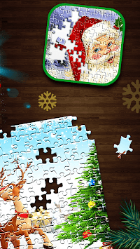 Christmas Jigsaw Puzzles pc screenshot 2