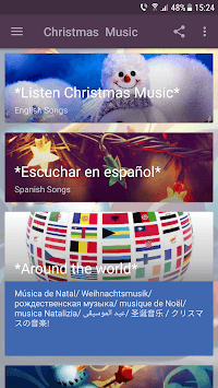 Christmas Music pc screenshot 2