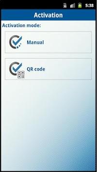 DP4Mobile Enterprise Sec. pc screenshot 1