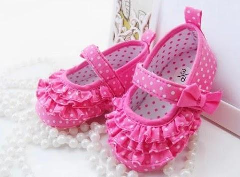 Design Baby Shoes pc screenshot 1