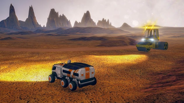 Space Colony Construction Simulator 3D: Mars City pc screenshot 1