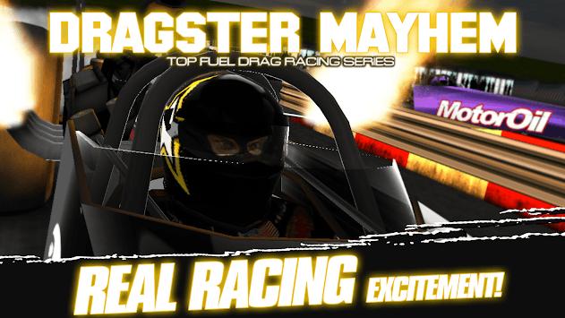 Dragster Mayhem - Top Fuel Sim pc screenshot 1