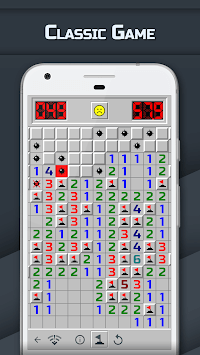 Minesweeper GO - classic mines game pc screenshot 2