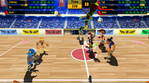 League Of Extreme Dodgeball pc screenshot 1