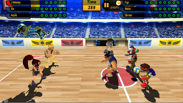 League Of Extreme Dodgeball pc screenshot 2