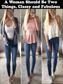 Fashion Outfits For Girls pc screenshot 1