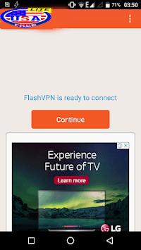 Fast USA VPN 2018 pc screenshot 1