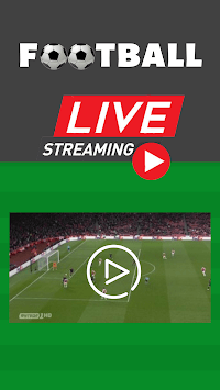 Live Football TV ⚽️ HD soccer Streaming pc screenshot 1