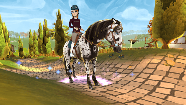 Horse Riding Tales - Ride With Friends pc screenshot 1