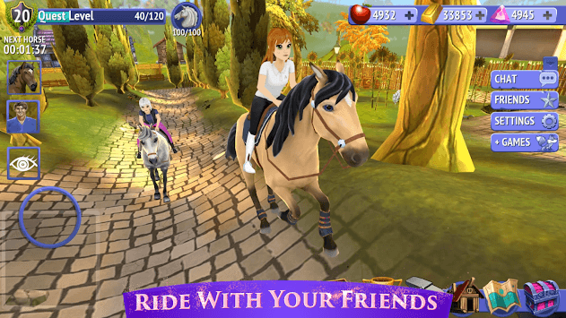 Horse Riding Tales - Ride With Friends pc screenshot 2