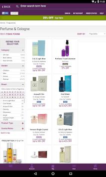 FragranceNet pc screenshot 1