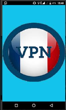 France VPN Fast & Free pc screenshot 1