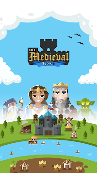 🏰 Idle Medieval Tycoon - Idle Clicker Tycoon Game pc screenshot 1
