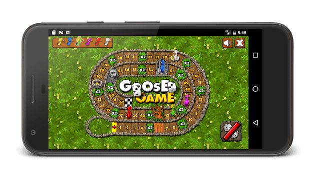 Game of Goose HD pc screenshot 1