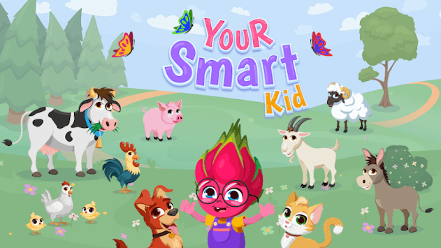 YourSmartKid - Educational cartoons & kids games pc screenshot 1
