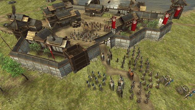 Shogun's Empire: Hex Commander pc screenshot 1