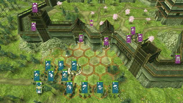 Shogun's Empire: Hex Commander pc screenshot 2