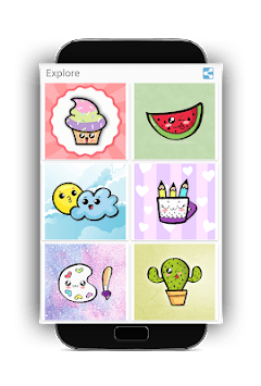 Kawaii Drawing Easy : How to Draw Step By Step pc screenshot 2