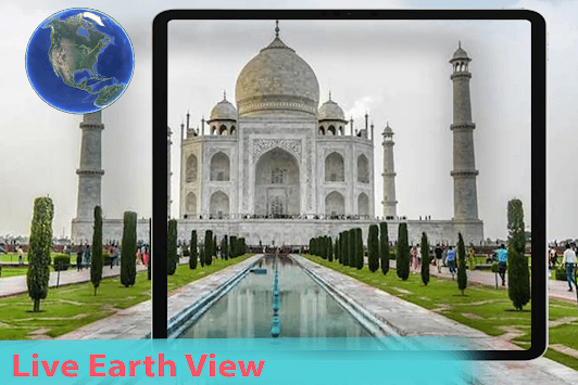 Live Earth Map : Street View, Satellite View 2019 pc screenshot 2