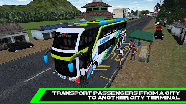 Mobile Bus Simulator pc screenshot 2