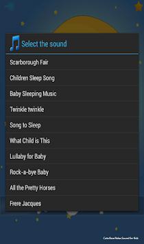 Cute Bear Relax Sounds 💤 PC screenshot 3