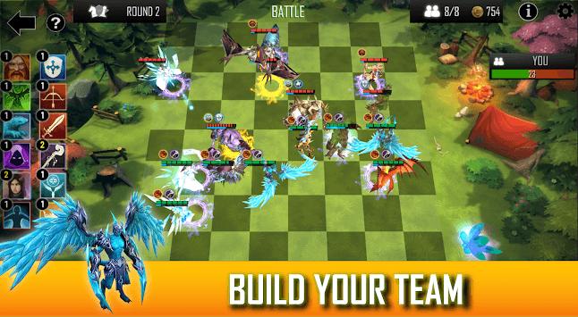 Auto Chess Defense - Mobile pc screenshot 2