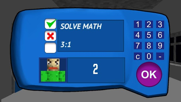 Crazy Teacher Math in education school pc screenshot 1