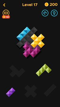 The Piece - Art Block puzzle game! pc screenshot 1