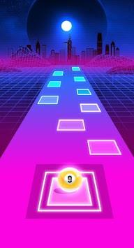 Hop Hop Hop Music Tiles - Ball Rush pc screenshot 1