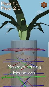 Dropping Tumblin Monkeys Falling - 3D Sticks Up pc screenshot 1