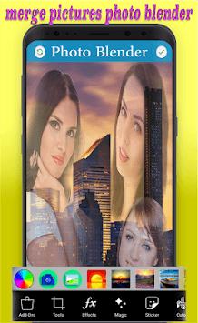 blend collage photo mixer pc screenshot 1