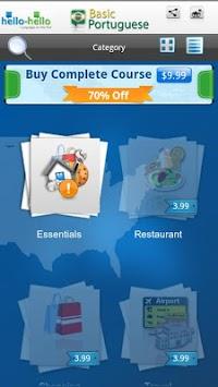 Basic Portuguese (Phone) pc screenshot 1
