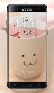 Sweet Marshmellow Lock Screen pc screenshot 1