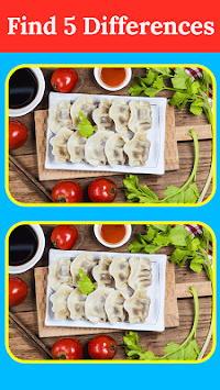 Find The Differences - Spot The Differences - Food pc screenshot 1