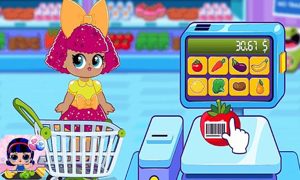 LOL Supermarket - Surprise Egg Dolls pc screenshot 1