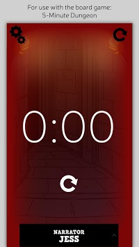 Five Minute Dungeon Timer pc screenshot 1