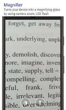 Big Font (change font size/display size) pc screenshot 1