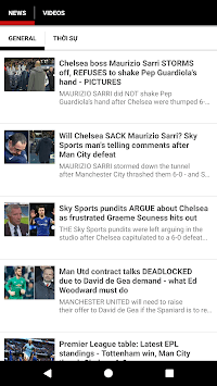 FutNews pc screenshot 2