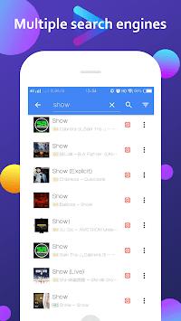 Mp3 Download  & download music pc screenshot 1