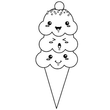 How To Draw Ice Cream pc screenshot 2